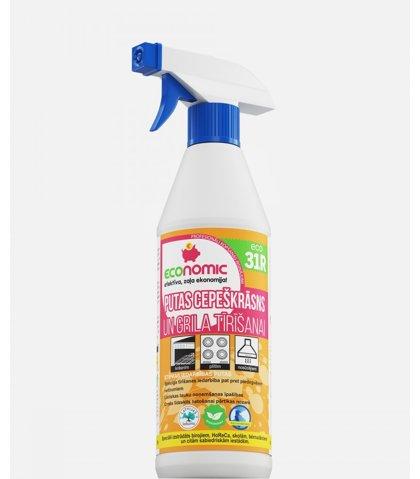 ECO 31. Putas cepeškrāsns un grila tīrīšanai.