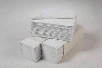 Roku salvetes Exclusive , V locijums, 2 slāņi, 21x25cm