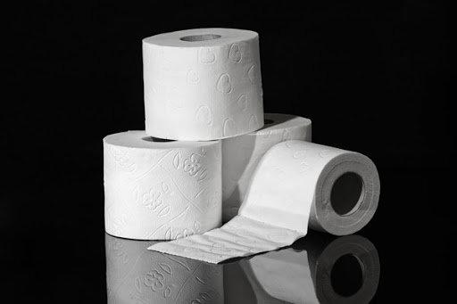 Tualetes papīrs , mazais, 2 slāņi, 40m